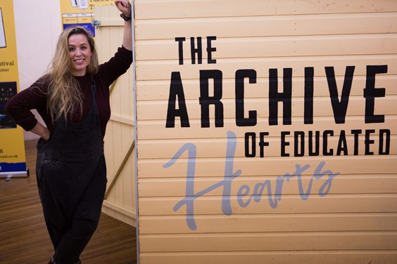 archive of educated hearts york takeover festival review october 2018