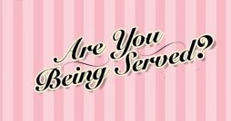 are you being served the complete package dvd review logo