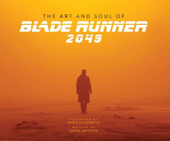 art and soul of blade runner 2049 book review cover