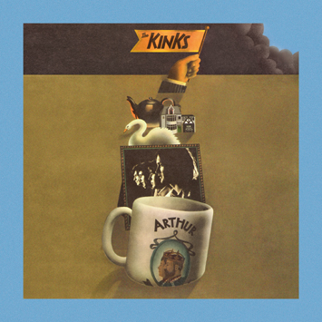 arthur the kinks 50th anniversary album review cover