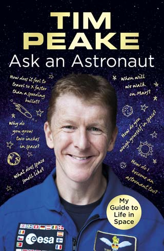 ask an astronaut time peake book review cover