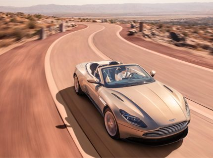 aston martin db11 volante car review 2