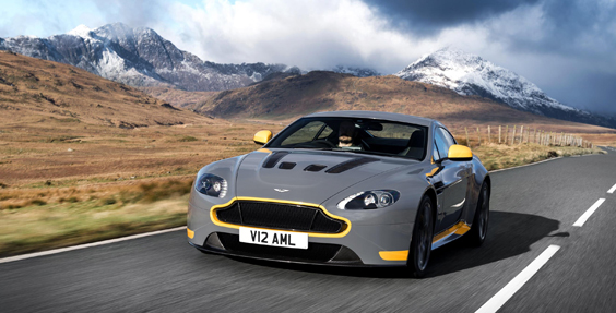 aston martin v12 vantage s review grey