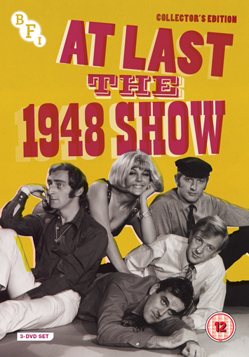 at last the 1948 show dvd review cover