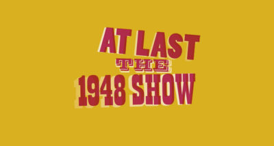 at last the 1948 show dvd review logo main