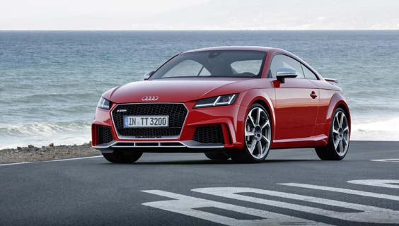 audi tt rs review main