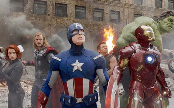 avengers assemble film review group