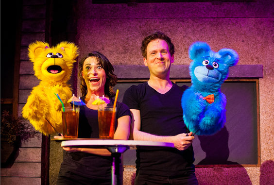 avenue q review sheffield lyceum july 2019 show