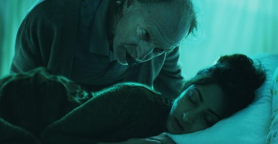 await further instructions film review sleep