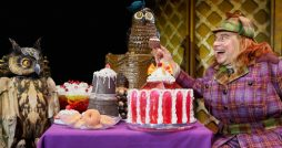 awful auntie review sheffield lyceum june 2018 stage