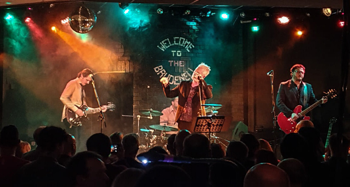 baby bird live review leeds brudenell december 2019 group