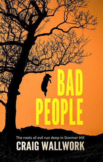 bad people craig wallwork book review cover