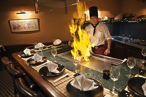 bansko bulgaria travel review Teppanyaki Chef