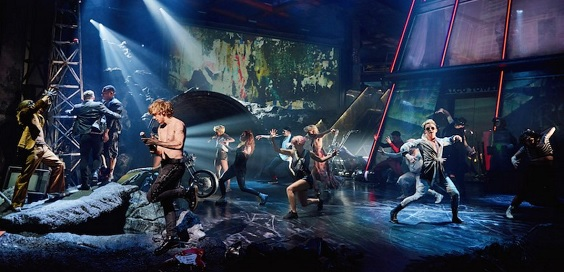 bat out of hell the musical review manchester opera house