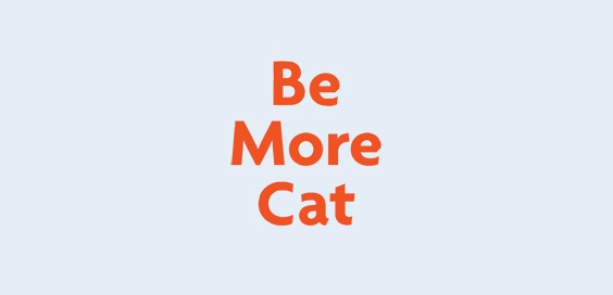 be-more-cat-alison-davies-book review-logo