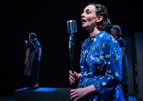 be my baby review leeds playhouse may 2019 Simona Bitmate