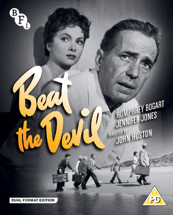 beat the devil film review cover