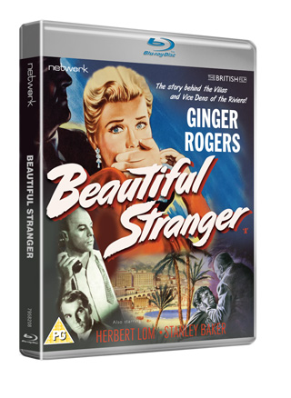 beautiful stranger bluray film review cover