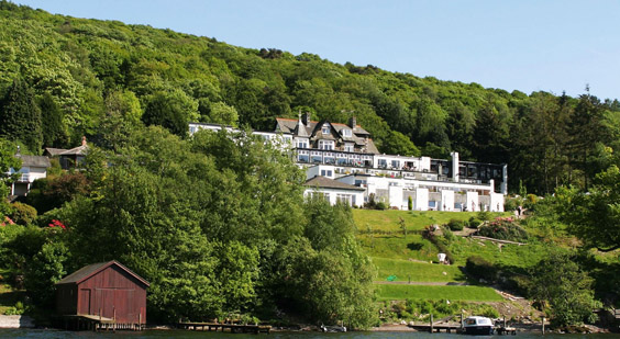 beech hill hotel review lake district windermere view