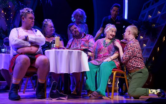 benidorm live review hull new theatre october 2018 comedy