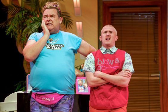 benidorm live review hull new theatre october 2018 show