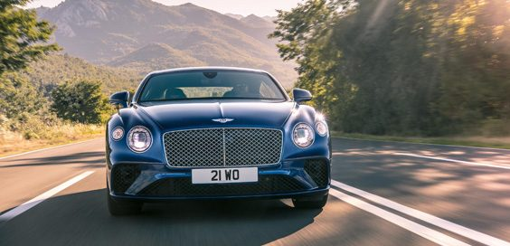 bentley continental gt w12 car review main