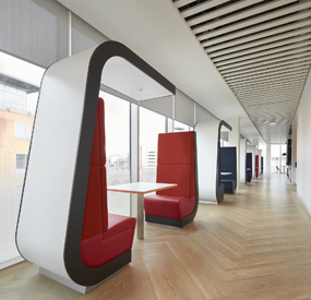 best workplaces in leeds KPMG Leeds_07_Pod Chairs