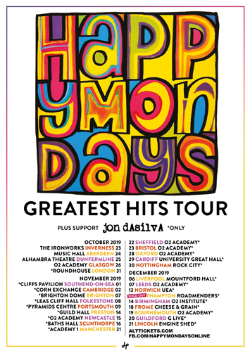 bez interview happy mondays 2019 poster