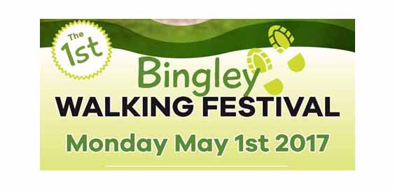 bingley walking festival