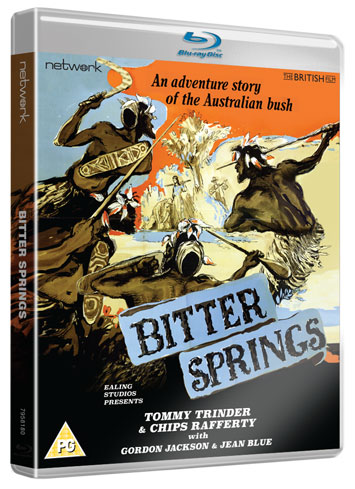 bitter springs film review cover