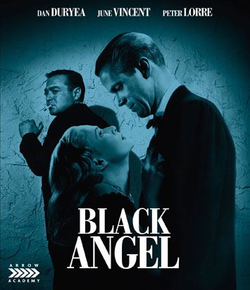 black angel film review cover