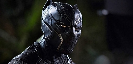 black panther film review suit