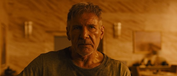 blade runner 2049 film review harrison ford