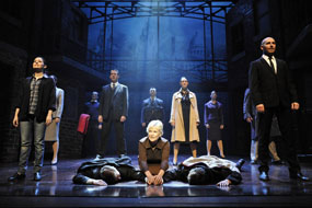 blood brothers cast willy russell