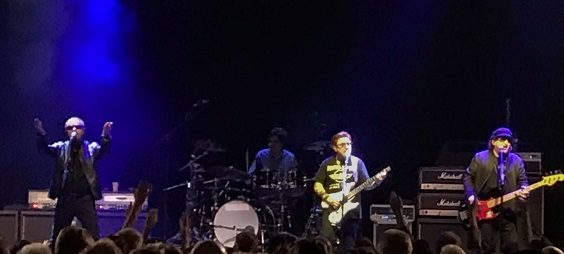 blue oyster cult live review leeds o2 academy february 2019 group