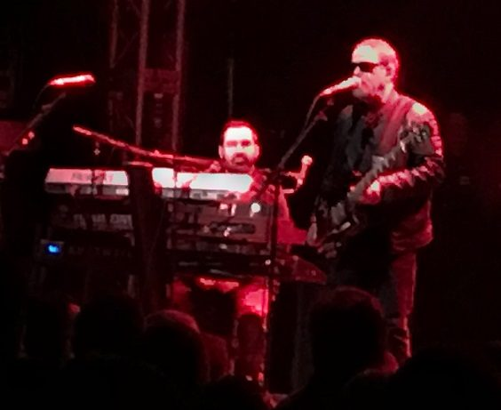 blue oyster cult live review leeds o2 academy february 2019 stage