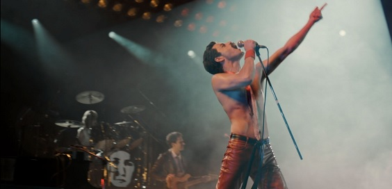 bohemian rhapsody film review band
