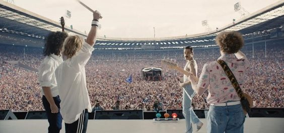 bohemian rhapsody film review live aid