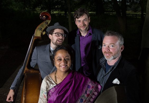 bollywood jazz band interview