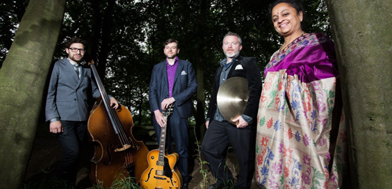 bollywood jazz band yorkshire