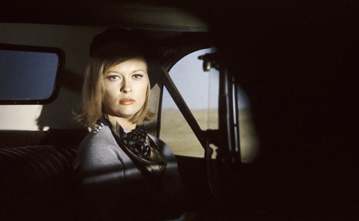 bonnie and clyde film review faye