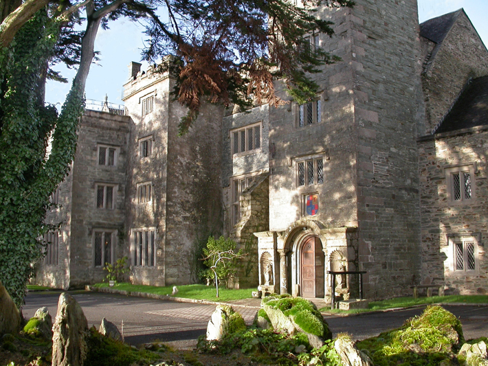 boringdon hall plymouth review exterior