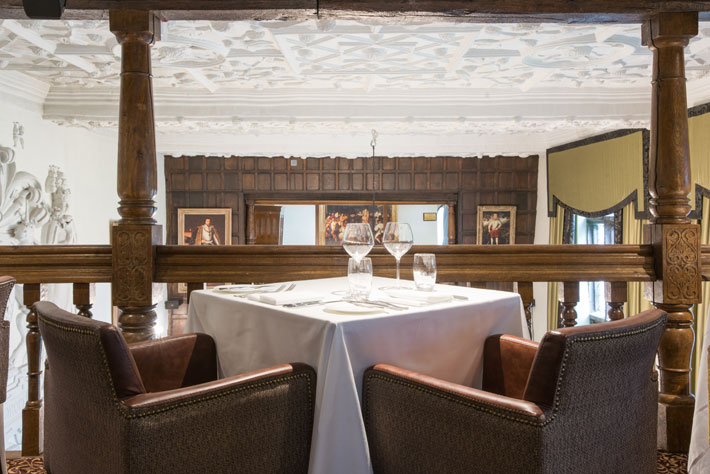 boringdon hall plymouth review restaurant