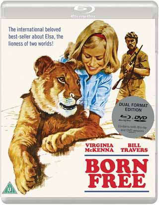 born free dvd review cover