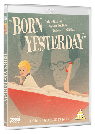born yesterday 1950 film review cover