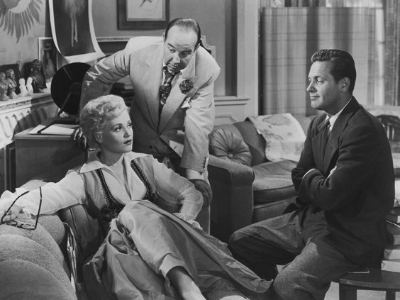 born yesterday 1950 film review george cukor