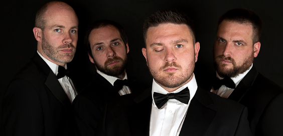 bouncers review ilkley playhouse may 2018 actors