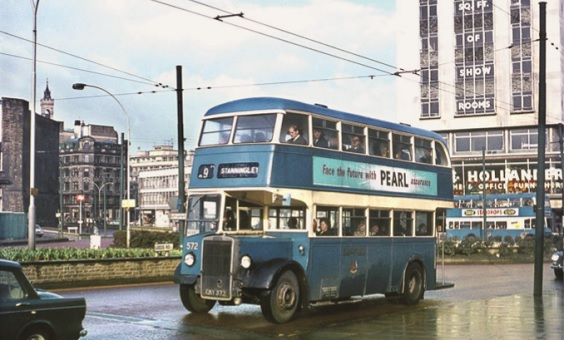bradford buses history all-Leyland PD2 - Copy