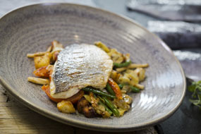 brasserie blanc review fish