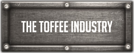 brighouse toffee industry logo
